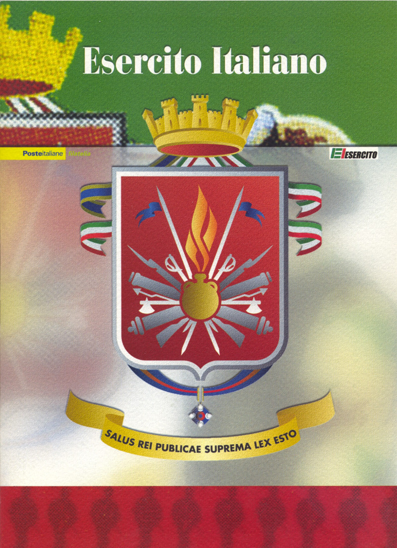 "Folder ""Esercito Italiano"""